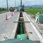 2_中・高圧ガス導管設置工事